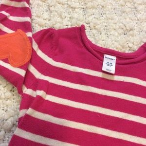 Old Navy | Baby girl Fine Knit sweater